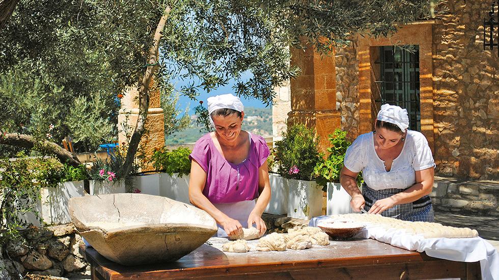 Traditional Organic Farming in Crete - Agreco Farm